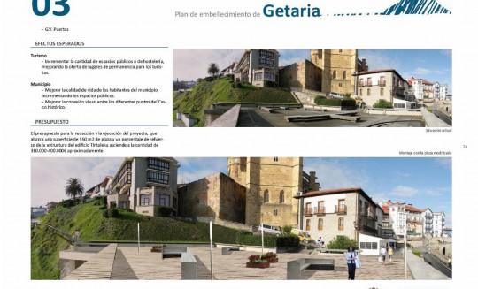 Ficha del Plan de Embellecimiento urbano