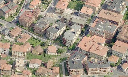Vista aérea de Arrigunaga