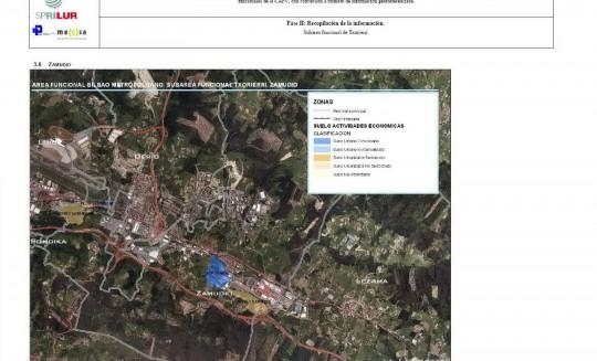 Ficha-plano inventario GIS