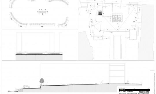 Proyecto urbanización_zona San Fermín