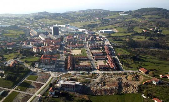 Nuevos desarrollos urbanos en Urduliz