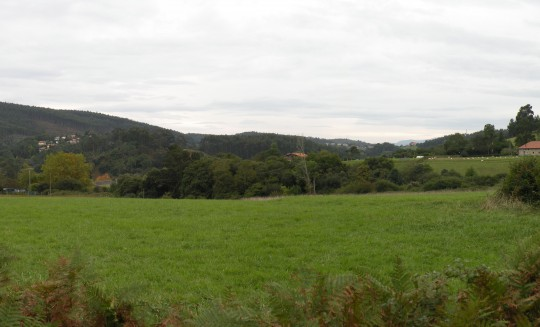 Vista panorámica de Andraka-Urizar