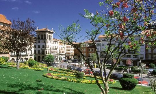 Casco  urbano de Gernika-Lumo