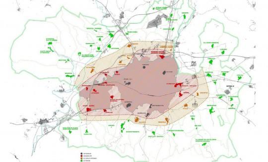 Revisión del Plan General de Vitoria-Gasteiz- Entidades locales menores