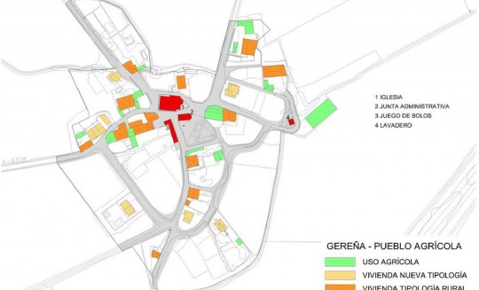 Gereña- Entidades locales menores