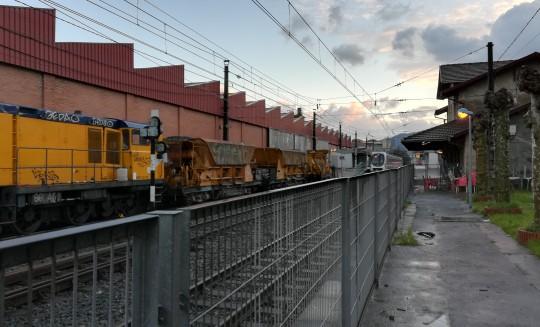 Sistema Ferroviario Gernika-Lumo