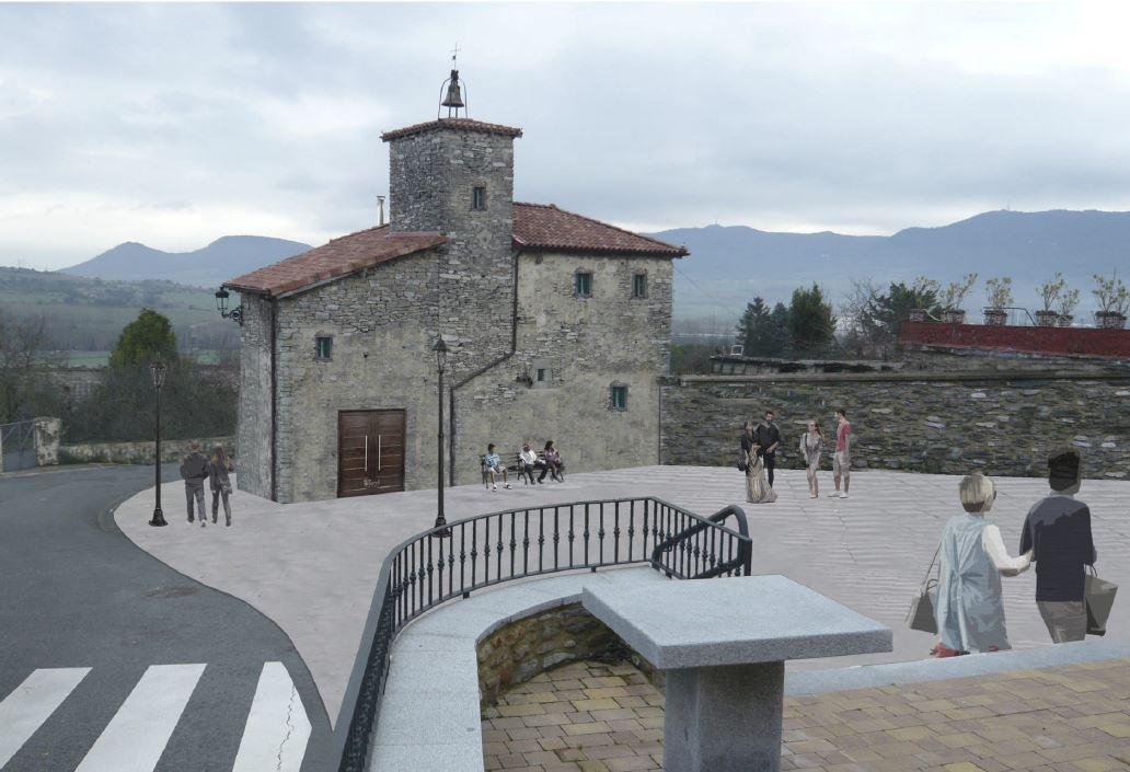 Iglesia Iruña Oka