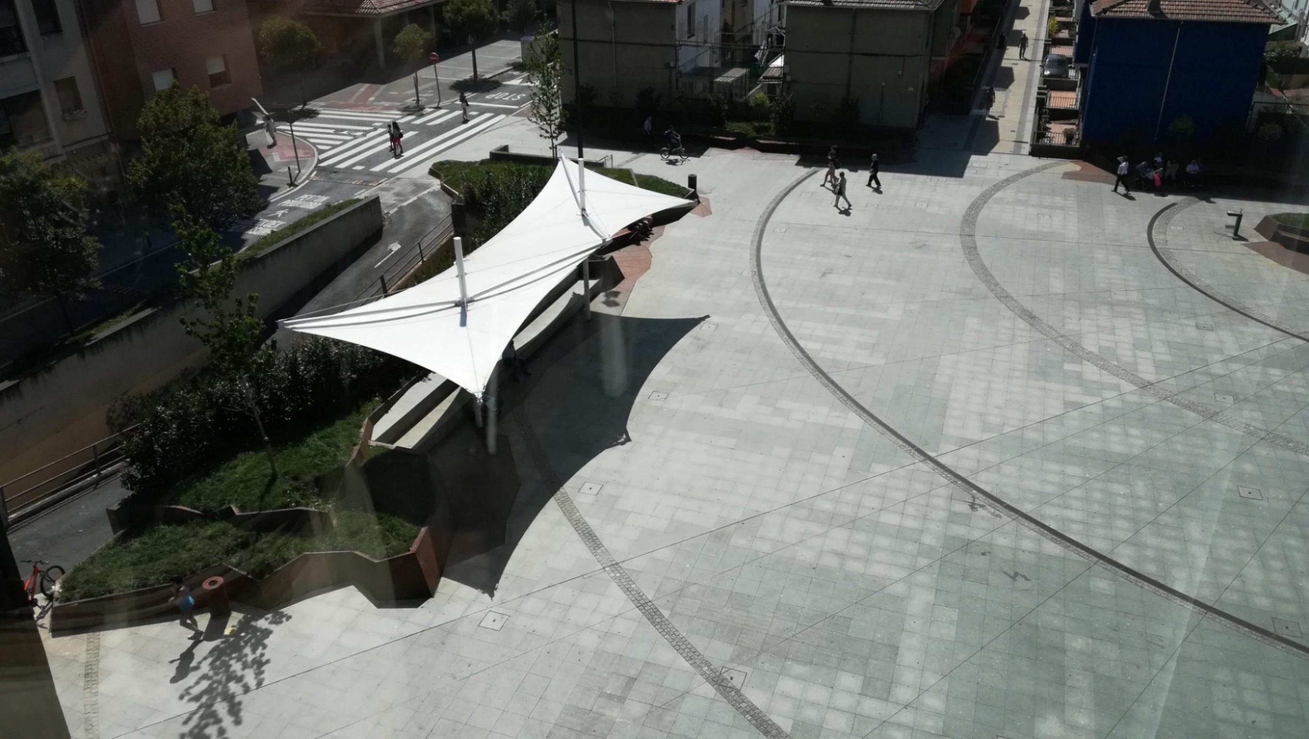 Plaza Romo Getxo
