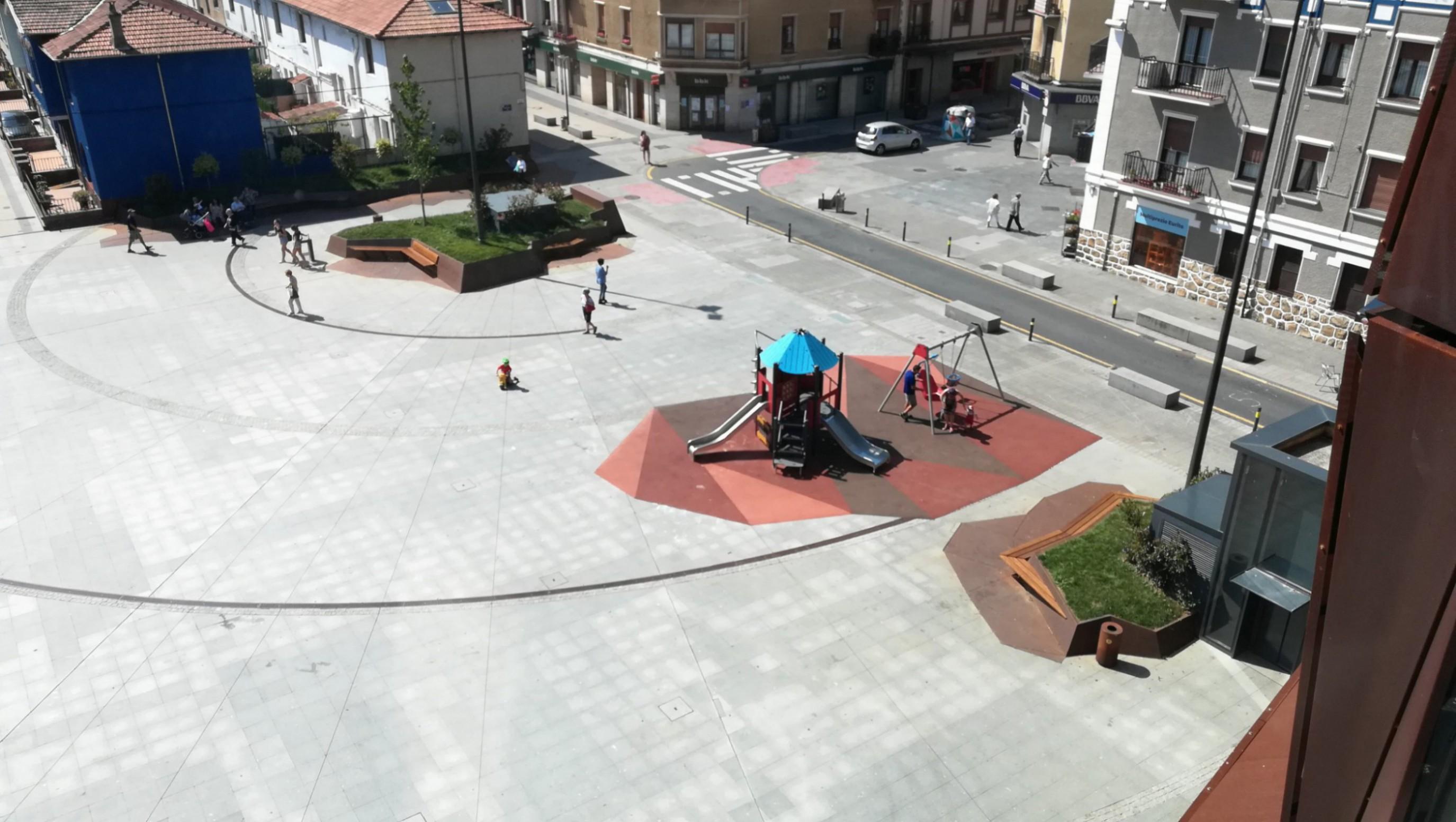 Plaza Vistas kultur etxea